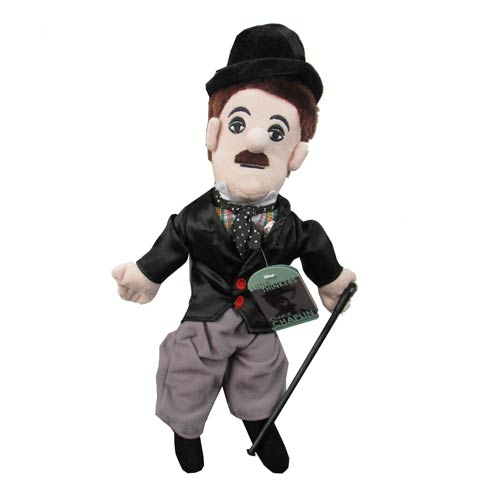 Charlie Chaplin Little Thinker Plush