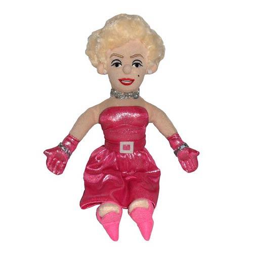 Marilyn Monroe Little Thinker Plush