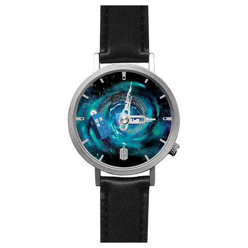 Doctor Who TARDIS Vortex Watch