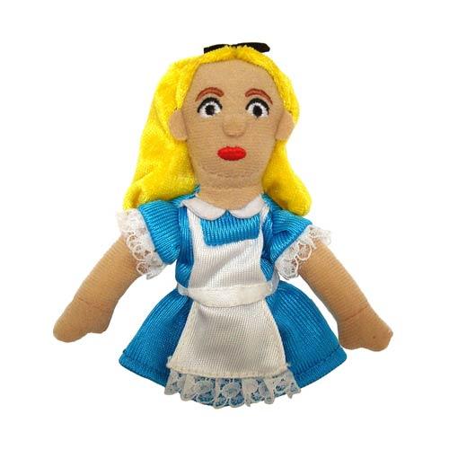 Alice in Wonderland Alice Plush Finger Puppet Magnet