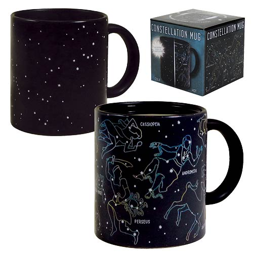Constellation Disappearing Mug