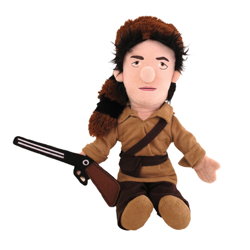 Davy Crockett Little Thinker Plush