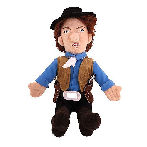 Billy the Kid Little Thinker Plush