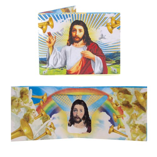 Jesus Wallet with Sound