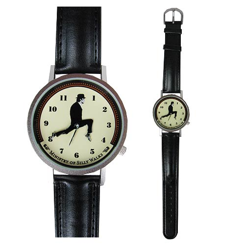 Monty Python Ministry of Silly Walks Watch