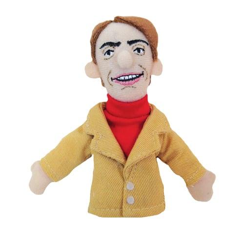 Carl Sagan Plush Finger Puppet Magnet