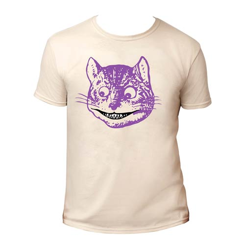 Alice in Wonderland Disappearing Cheshire Cat Shirt