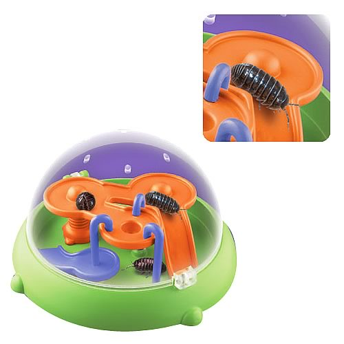 Roly-Poly Playground Mini Bug Viewer