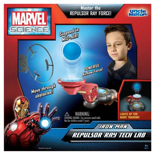 Marvel Science Iron Man Repulsor Ray Tech Lab