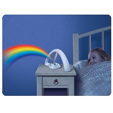 Rainbow In My Room Amazing Rainbow Projector