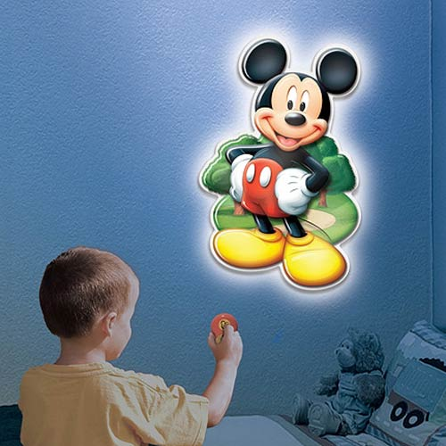 Mickey Mouse Clubhouse Talking Room Light