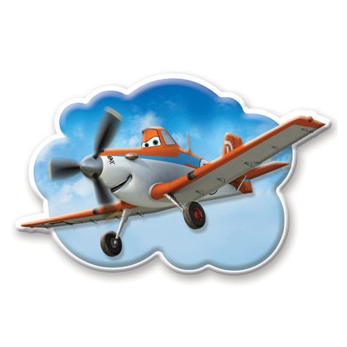 Planes Dusty Crophopper Talking Room Light