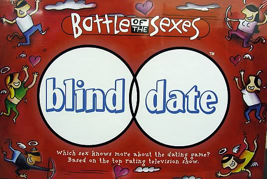 Blind Date Battle of the Sexes