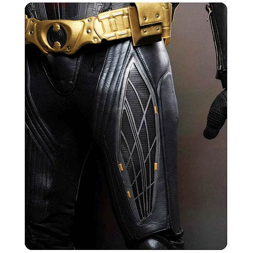 Batman Begins Leather Pants Pre-Suit Replica