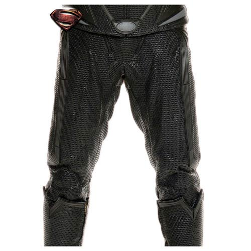 Superman Man of Steel Dream Sequence Leather Pants Replica