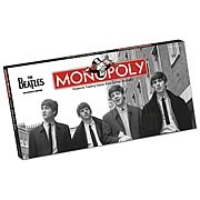The Beatles Monopoly Game Collectors Edition