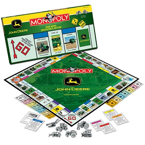 John Deere Collector's Edition Monopoly