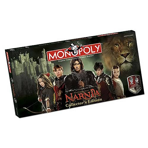 Chronicles of Narnia Edition Monopoly