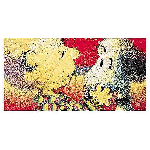Peanuts Snoopy Dog Breath Puzzle