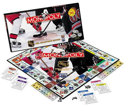 NHL Monopoly