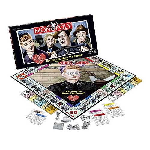 I Love Lucy Monopoly