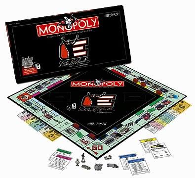 Dale Earnhardt Legacy Monopoly