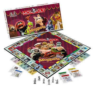 Muppets Monopoly