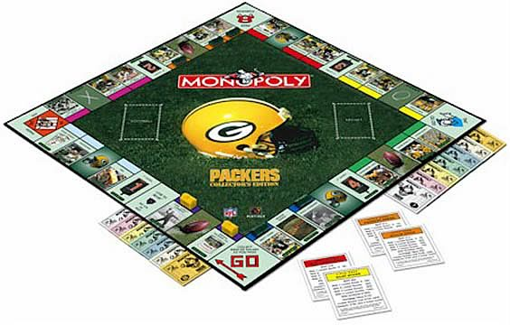 Green Bay Packers Monopoly