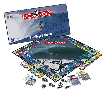 Surfing Monopoly