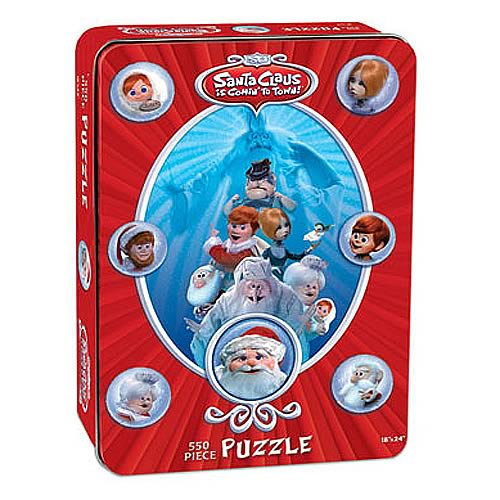 Santa Claus is Comin' To Town Puzzle