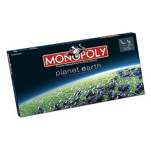 Planet Earth Edition Monopoly