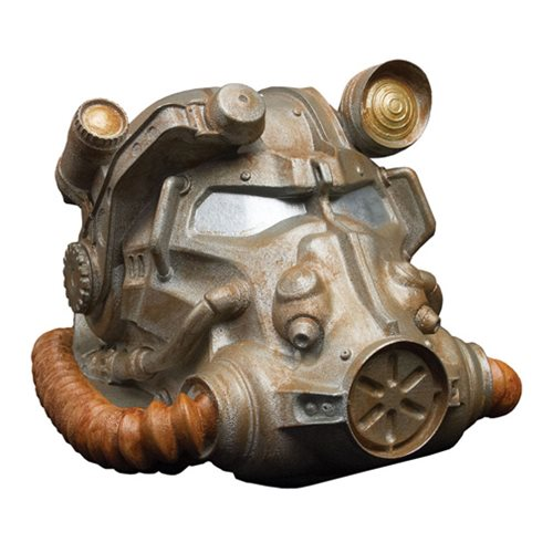 Fallout Power Armor Helmet Collector's Coin Bank ...