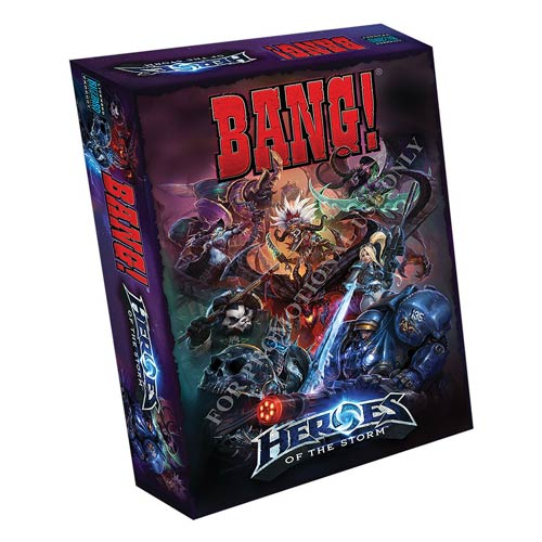 Heroes of the Storm Bang! Game