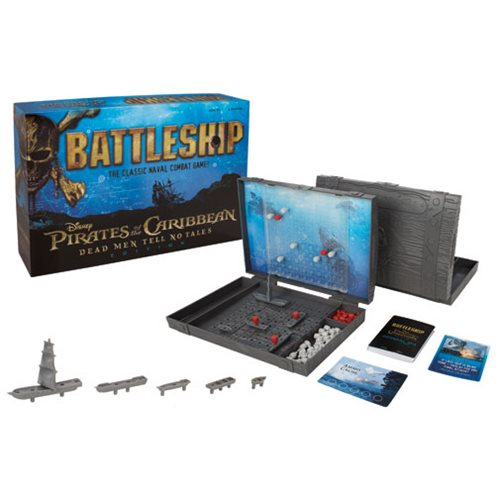 Pirates of the Caribbean: Dead Men Tell No Tales Battleship