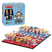 Peanuts Chess Game