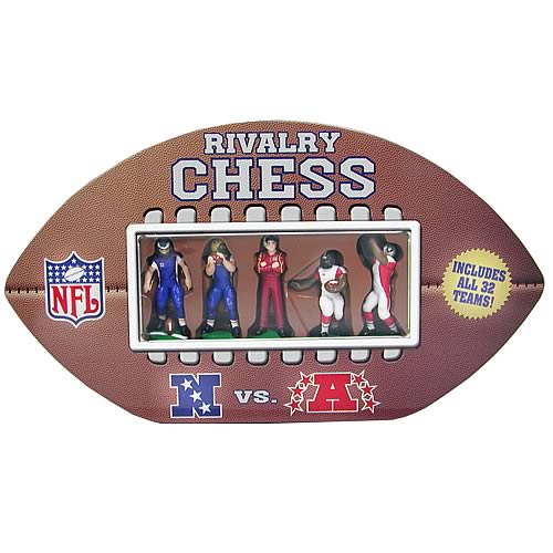 National Football League Chess