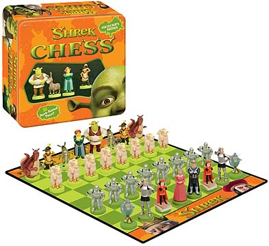 Shrek 2 Chess
