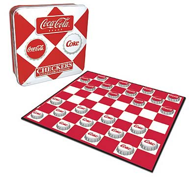 Coca-Cola Checkers