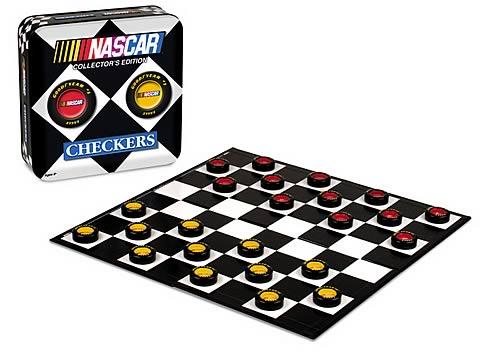 NASCAR Checkers