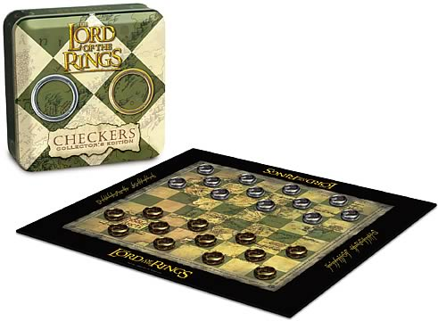 Lord of the Rings Checkers