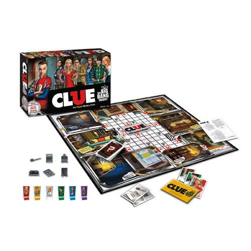The Big Bang Theory Clue
