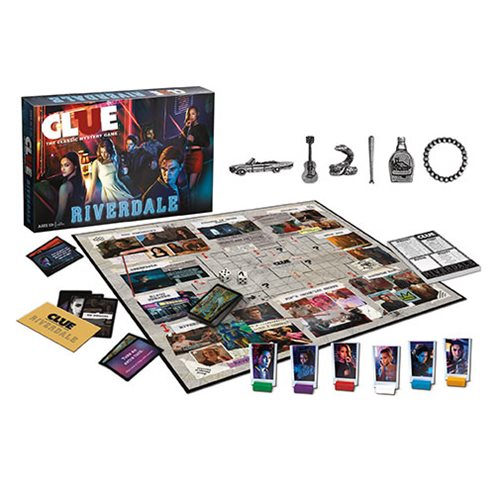 Riverdale Clue Game