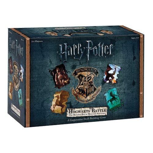 Harry Potter Hogwarts Battle Monster Box Expansion