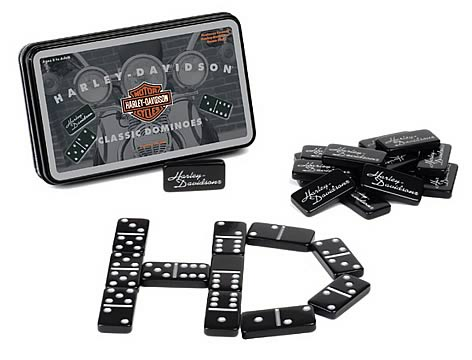 Harley-Davidson Dominoes