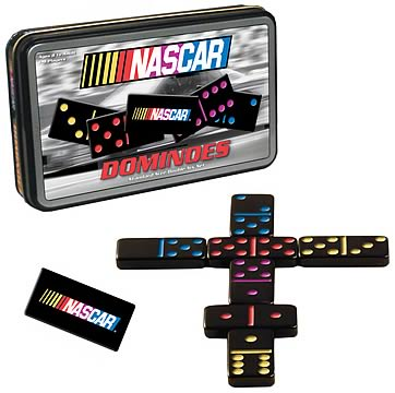 NASCAR Dominoes