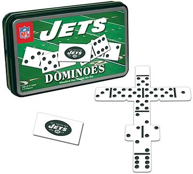 New York Jets Dominoes