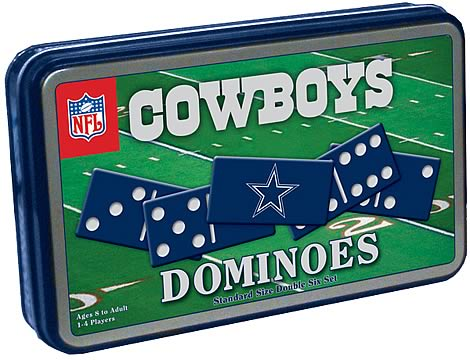Dallas Cowboys Dominoes