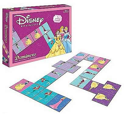 Disney Princess Dominoes