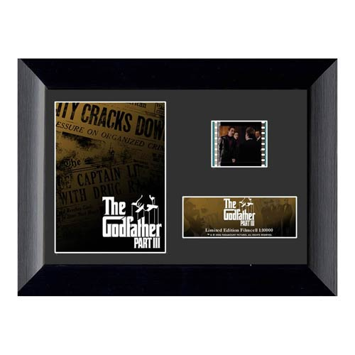 Godfather III Movie Mini Cell