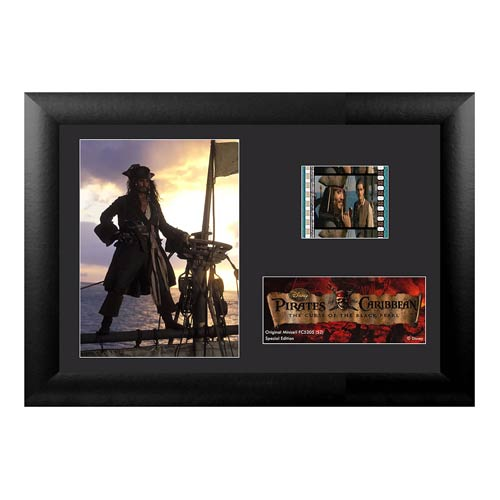 Pirates of the Caribbean Curse of the Black Pearl Mini Cell